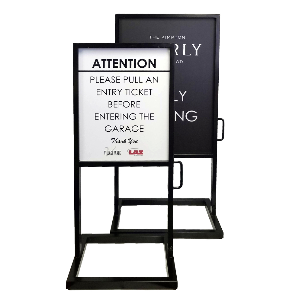 Metal Sign Frames | Sign Factory